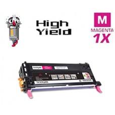 Lexmark X560H2YG High Yield Yellow Laser Toner Cartridge Premium Compatible
