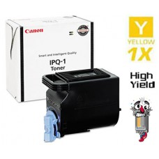 Genuine Original Canon IPQ1 Yellow Laser Toner Cartridg