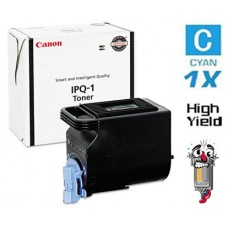 Genuine Original Canon IPQ1 Cyan Laser Toner Cartridg