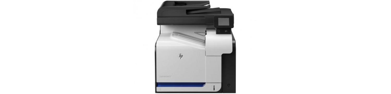HP LaserJet Pro 600 Color MFP M675