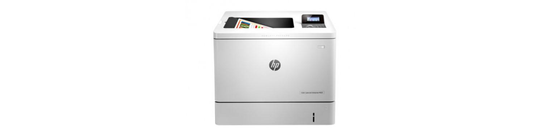 HP Color LaserJet M653dh