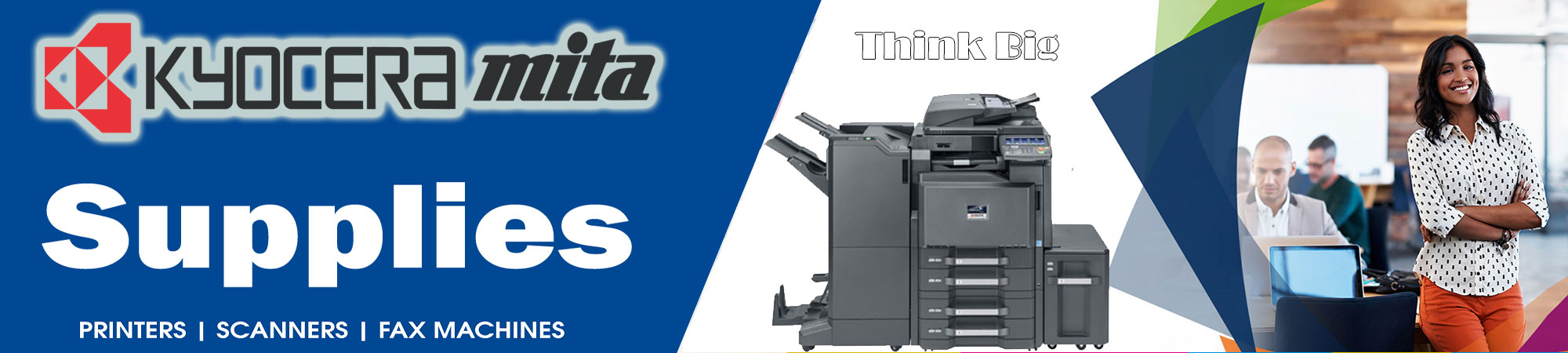 Kyocera Mita Printer Banner