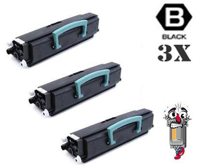 3 Pack Dell K3756 Laser Toner Cartridges