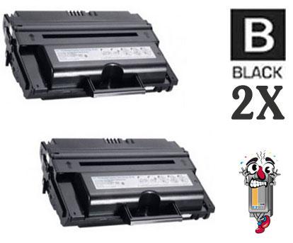 2 Pack Dell NX994 (330-2209) High Yield Black Laser Toner Cartridge