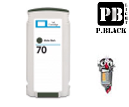 Hewlett Packard C9449A (HP70) Photo Black Inkjet Cartridge