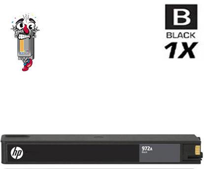 Hewlett Packard HP972A F6T80AN Black Ink Cartridge