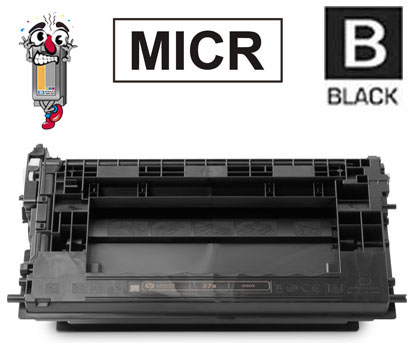 Original Hewlett Packard HP37A CF237A mICR Laser Toner Cartridge