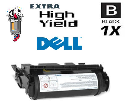 Dell M2925 Extra High Yield Black Laser Toner Cartridge