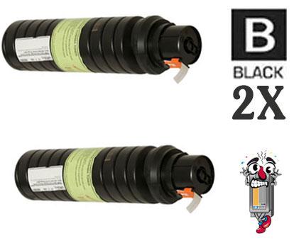 2 Pack Toshiba T6000 Black Laser Toner Cartridge
