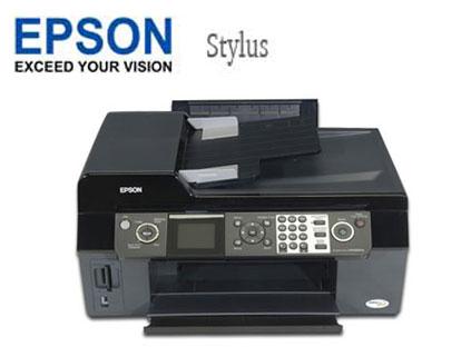 Epson Stylus CX9400 Fax