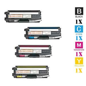 Brother TN315 High Yield Laser Toner Cartridges