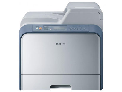 Samsung CLP-600 printer cartridge supplies