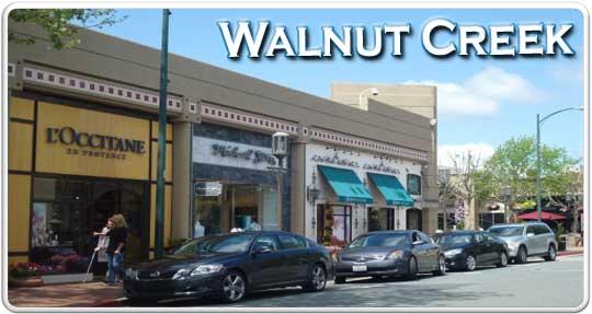 Walnut Creek, CA 94595 94596 94597 94598 City Logo Banner. »