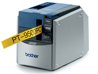 Brother PT-9500PC printer cartridge supplies