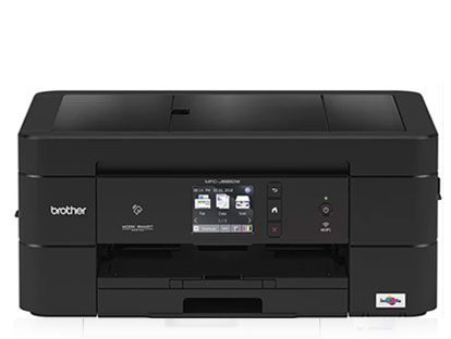 Brother MFC-J491DW printer cartridge supplies