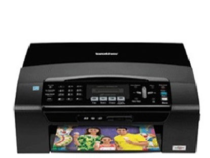 Brother MFC-255CW Printer XP