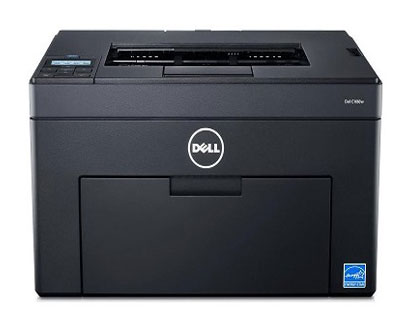 Dell Color Laser C1760nw