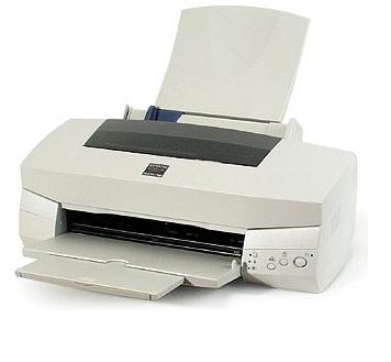 Epson Stylus Photo 750 Printer Treiber Windows XP