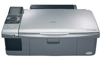 Epson Stylus CX3800 Printer Driver PC