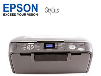Epson Stylus CX7800 printer cartridge supplies