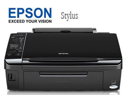 Epson Stylus NX100 printer cartridge supplies