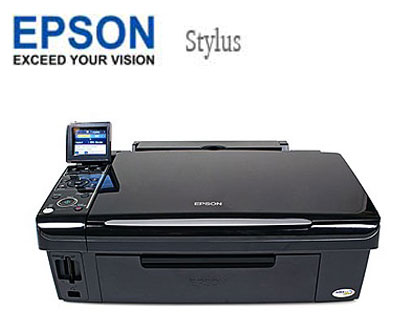 Epson Stylus NX400 printer cartridge supplies