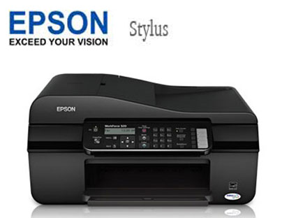 Epson WorkForce 320 printer cartridge supplies