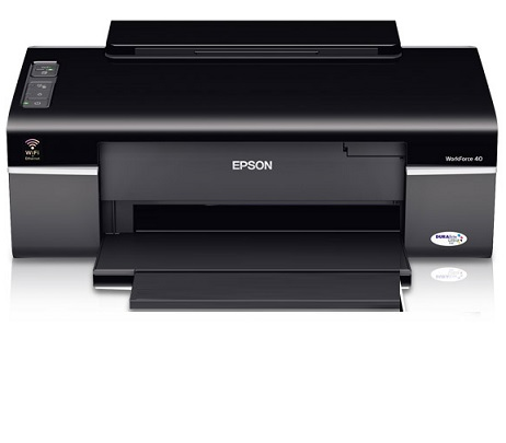Epson WorkForce 40 printer cartridge supplies
