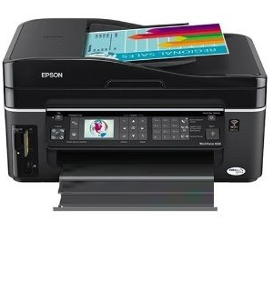 Epson WorkForce 600 printer cartridge supplies