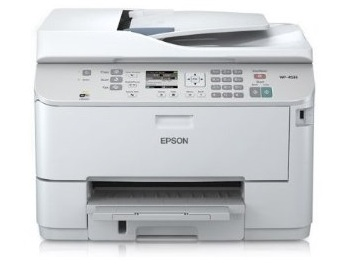Epson WorkForce Pro 4520 printer cartridge supplies