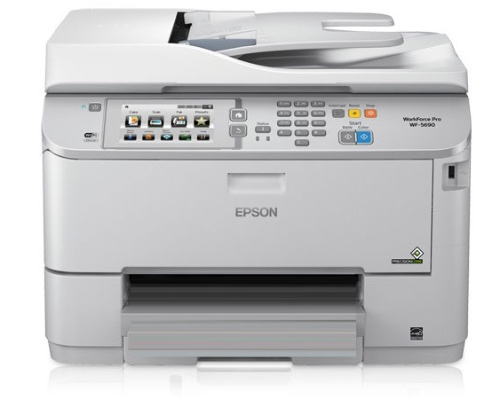 Epson WorkForce Pro WF-5620 printer cartridge supplies