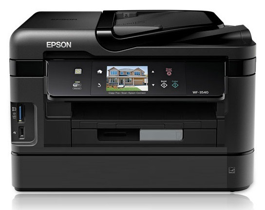 Epson WorkForce WF-3540 printer cartridge supplies