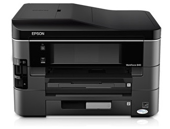 Epson WorkForce 840 printer cartridge supplies