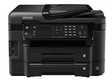 Epson WorkForce WF-3530 printer cartridge supplies