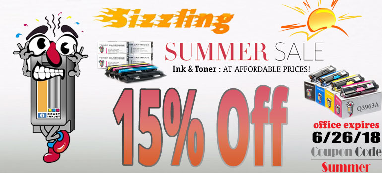 Summer Sale Sale Printer Ink laser toner Get Additional 15% OFF