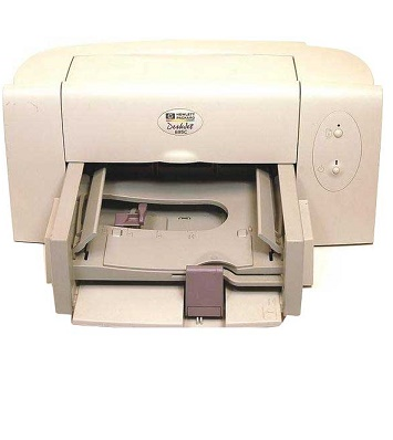 HP Deskjet 670TV