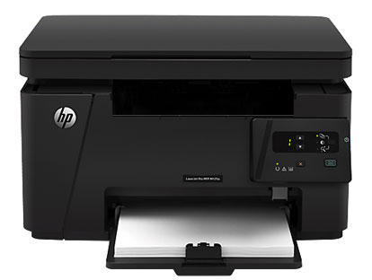 HP LaserJet Pro MFP M125a printer cartridge supplies