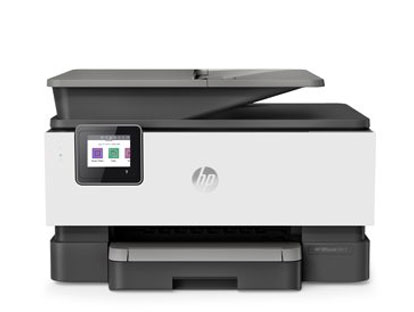 HP OfficeJet 9012 printer cartridge supplies