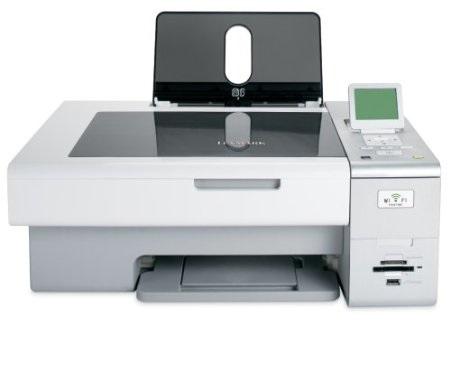 Download Drivers: Lexmark X7550 Printer