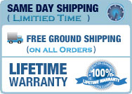 Same day shipping limitied time offer