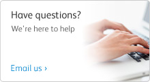 Have questions? We are here to help.